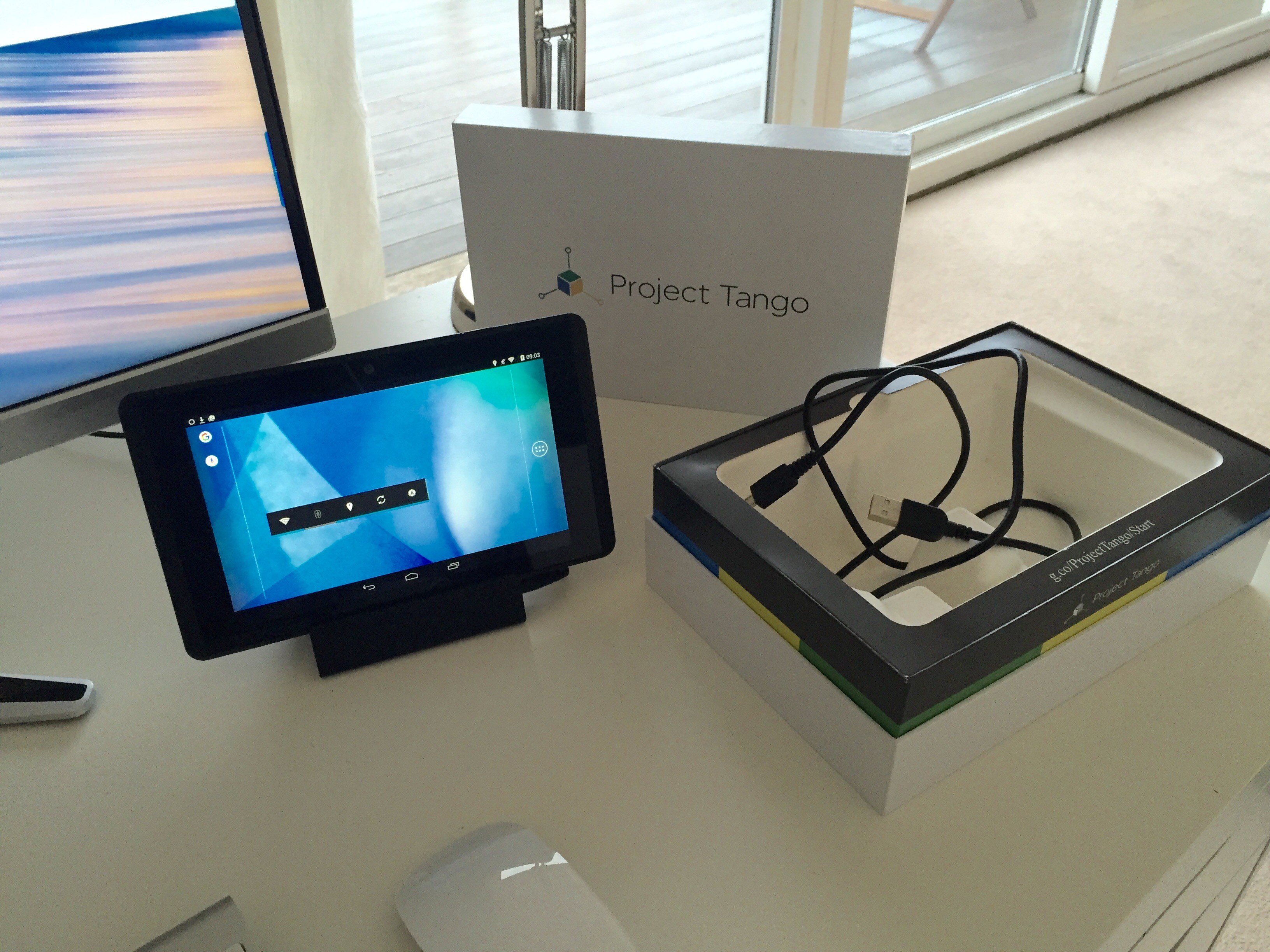 Project Tango Unboxing